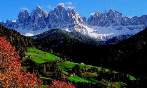 Urlaubsziel Südtirol