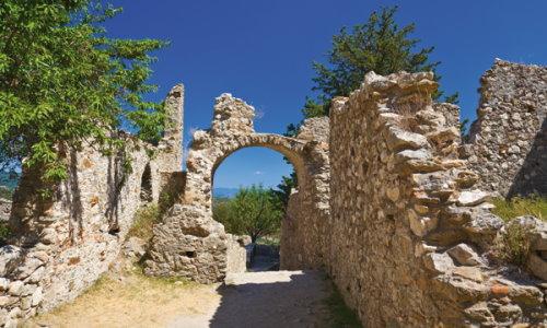 Reisebericht Peloponnes
