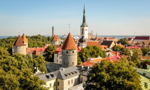 Reisebericht über Tallinn