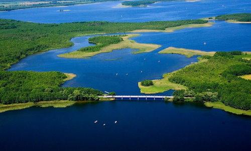 Seenlandschaft der Masuren