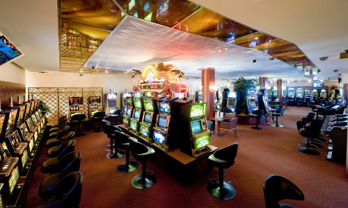 Reiseziel Casino