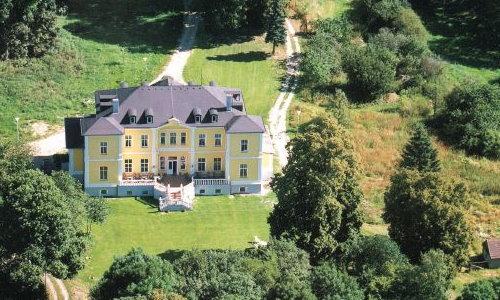 Ein Schloss mit Novasol