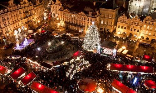Reiseziel Prag