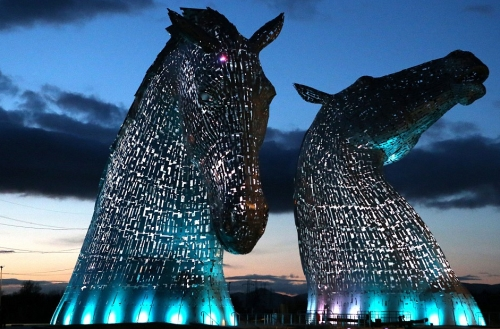 Kunst in Schottland