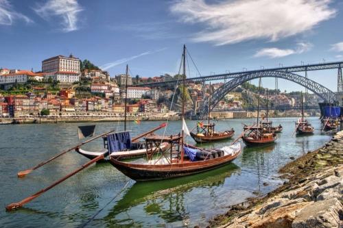 Urlaub in Porto im Winter