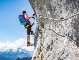 Regeln für Klettersteig Touren