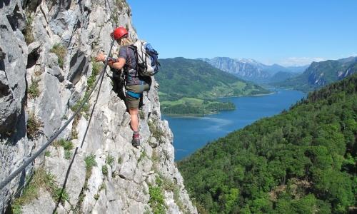 Trend Klettersteig Touren