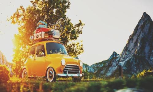 Mit dem Auto verreisen - Tipps für´s Ausland