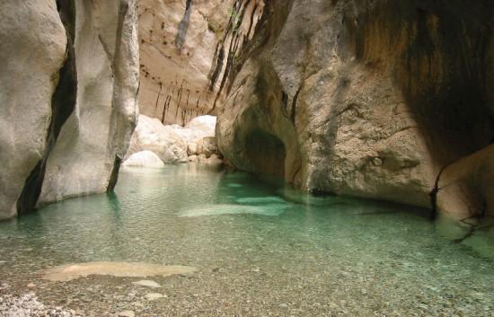 Gola Gorroppu auf Sardinien