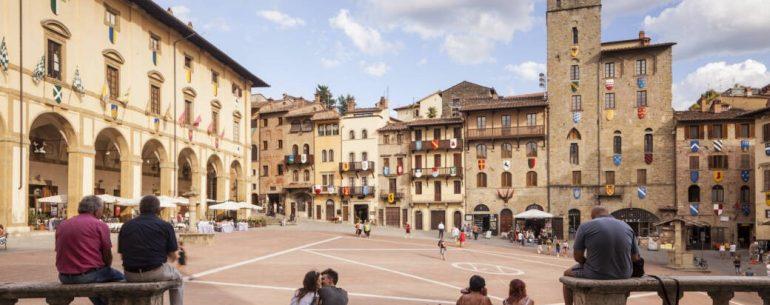 Reiseinformationen Arezzo