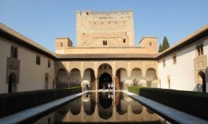 Myrtenteich in der Alhambra