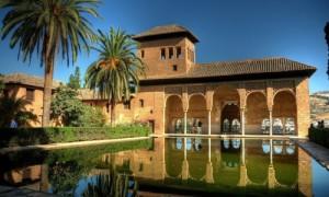 Gärten in der Alhambra
