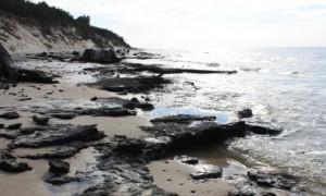 Ostseeküste bei Rowy