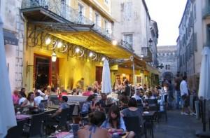 Cafe in Arles