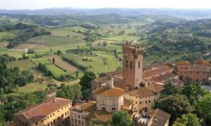 San Miniato in der Toskana